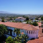 View from Santa Barbara County Courthouse, Pacific Coast Highway Itinerary 5 Days