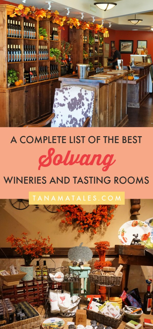 Things to do in #Solvang, #California – Travel tips and ideas - This article will provide you in-depth knowledge about the best Solvang wineries, tasting rooms and wine bars (Solvang is located in the Santa Ynez Valley wine region). In addition, I am providing you may best money saving tips! #SantaBarbara #SantaYnez