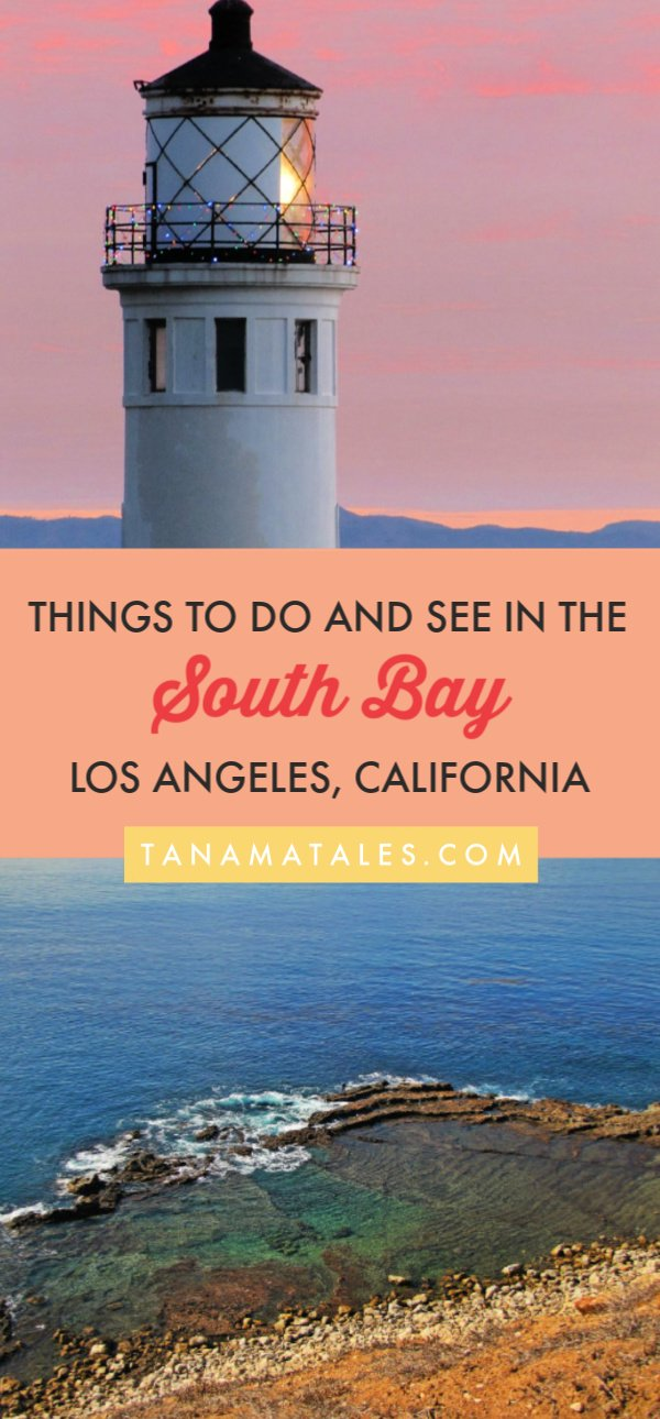 Things to do in Los Angeles – Travel tips and ideas – The South Bay has plenty of beaches, sporting facilities, natural sights, interesting activities and fine-dining restaurants to keep you entertained for a long time. My ultimate guide to the area gives you may ideas on things to do, see and eat. #LosAngeles #LA #SouthBay #California