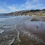 View from Pismo Beach Pier, California, What to do in Pismo Beach