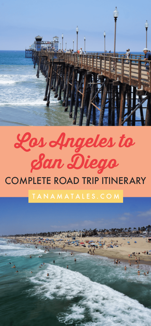 Thinking about a Los Angeles to San Diego road trip? The distance between the two cities is short but there is lot to do in between.  After having driven this route more than 20 times, I have decided to give you my best advice on how to plan your own road trip. We will explore towns like Huntington Beach, Laguna Beach, Encinitas and La Jolla. Get into the car and let's go! #LA #SanDiego #California #roadtrip #SouthernCalifornia