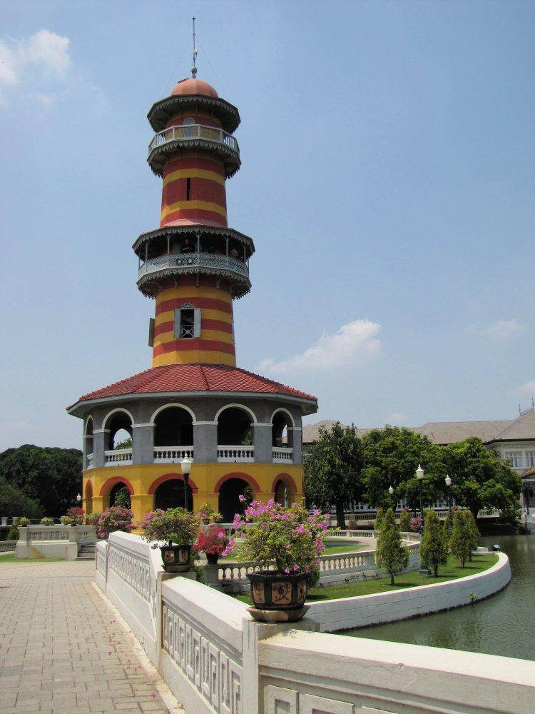 Ho Withun Thasana, Bang Pa-In Palace, Thailand