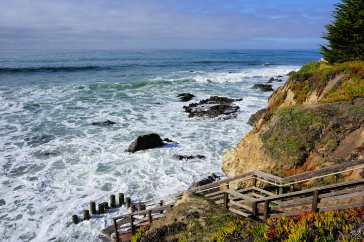 Lampton Cliffs Country Park, Cambria, California