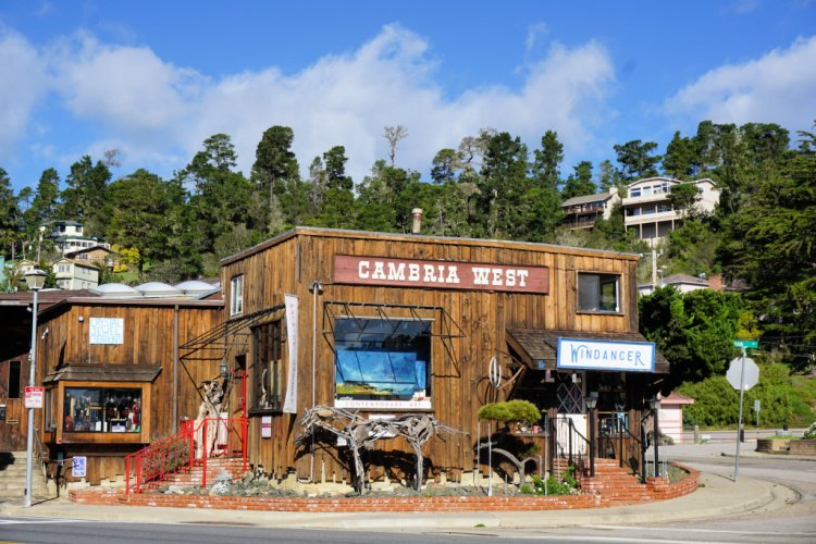 Cambria West Village, Cambria, California, THings to do in Cambria