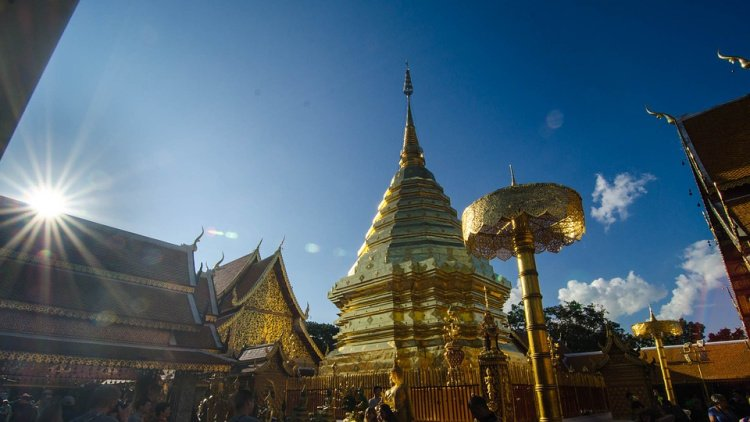 Doi Suthep, Chiang Mai, Thailand, 2 Weeks in Thailand Itinerary