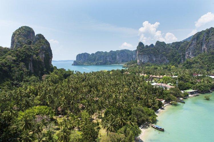 Krabi, Thailand, 2 Weeks in Thailand Itinerary