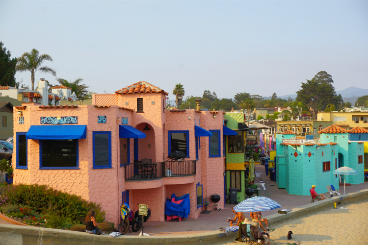 Things to do in Capitola, California