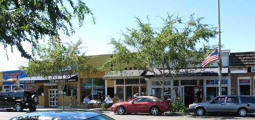 Downtown El Segundo, California