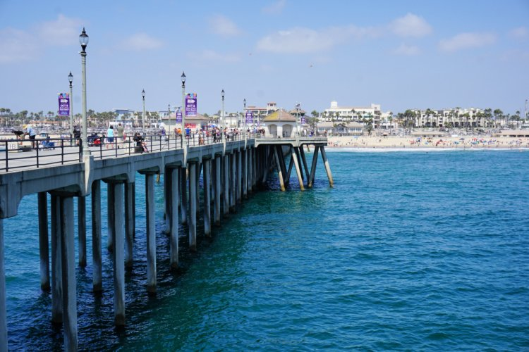 Weekend Getaways from Los Angeles, Huntington Beach