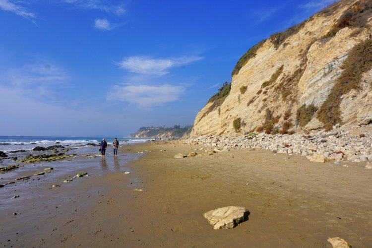 Places to Visit in Santa Barbara, Arroyo Burro Beach, California