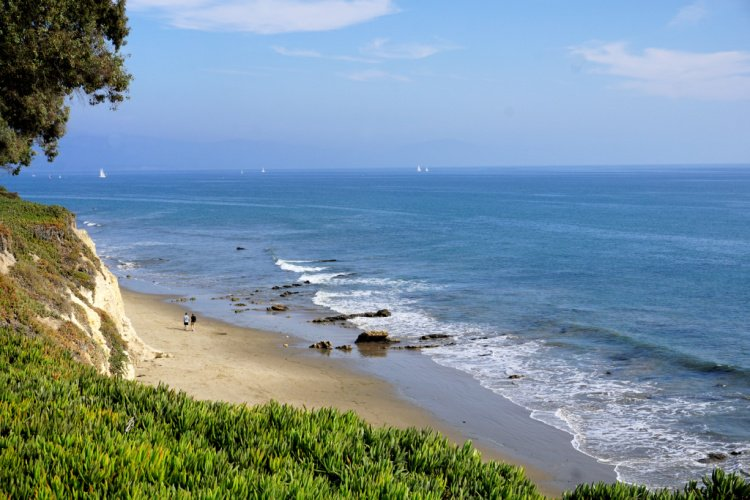 Places to Visit in Santa Barbara, View from Shoreline Park, California