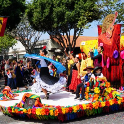 Places to Visit in Santa Barbara, Old Spanish Days, California