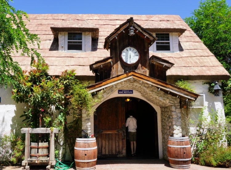Weekend Getaways from Los Angeles, Temecula