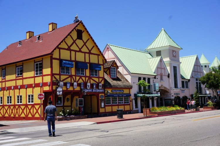 Weekend Getaways from Los Angeles, Solvang, The Santa Ynez Valley