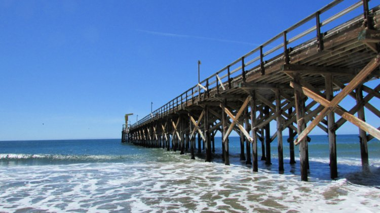 Places to Visit in Santa Barbara, Gaviota State Beach Pier, California