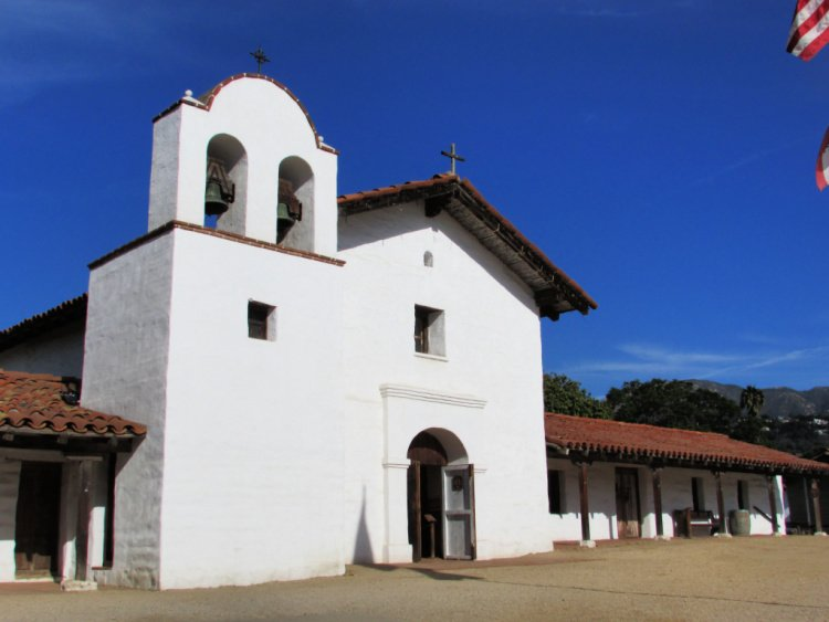 Places to Visit in Santa Barbara, El Presidio State Historic Park, California