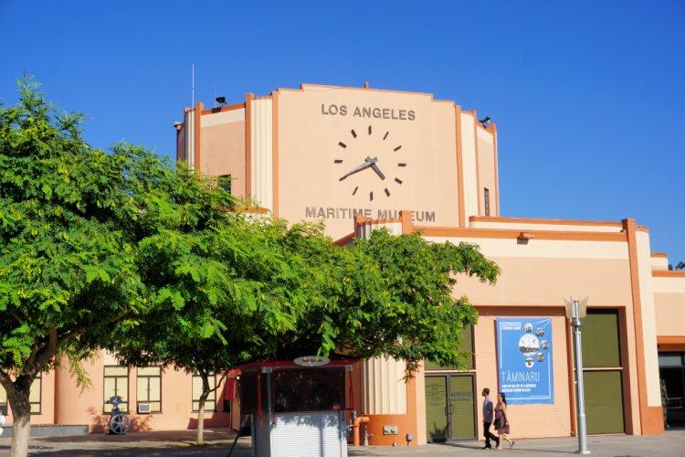 Los Angeles Maritime Museum, San Pedro, California