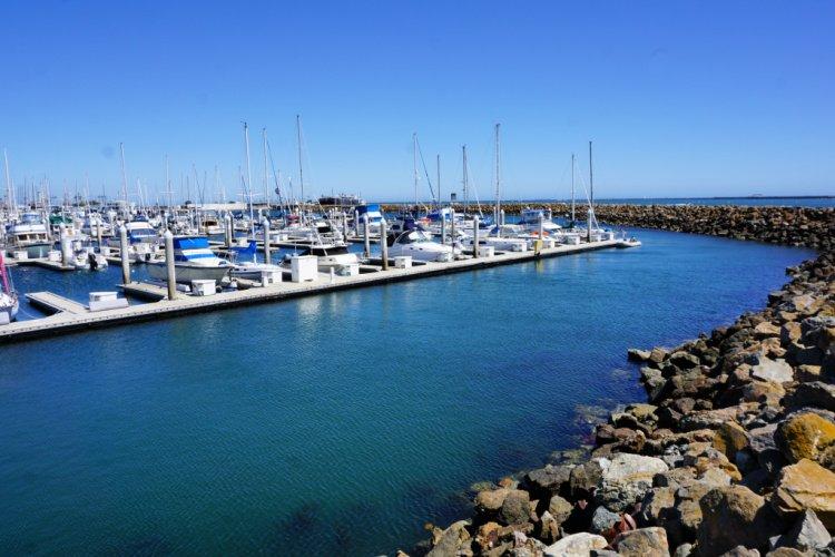 Cabrillo Marina, San Pedro, California