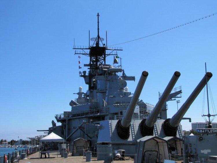 USS Iowa Battleship Museum, San Pedro, California, Things to do in San Pedro