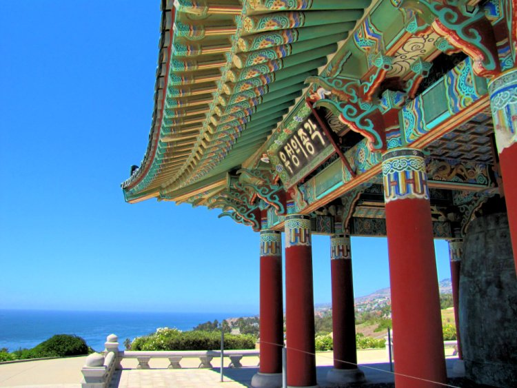Korean Friendship Bell, San Pedro, California