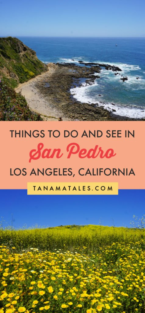 Things to do in Los Angeles, #California - Travel tips and ideas - San Pedro, home of the port of Los Angeles, is full of interesting museums, nice beaches, wonderful coastal views, beautiful parks  and vibrant establishments.  Come and check out all that there is to discover in this coastal neighborhood of Los Angeles. #LA #SouthernCalifornia #SouthBay