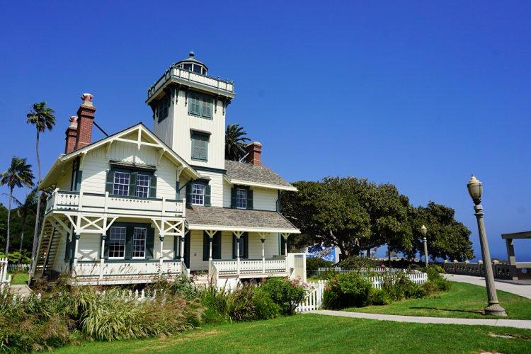 Point Fermin Lighthouse, San Pedro, California