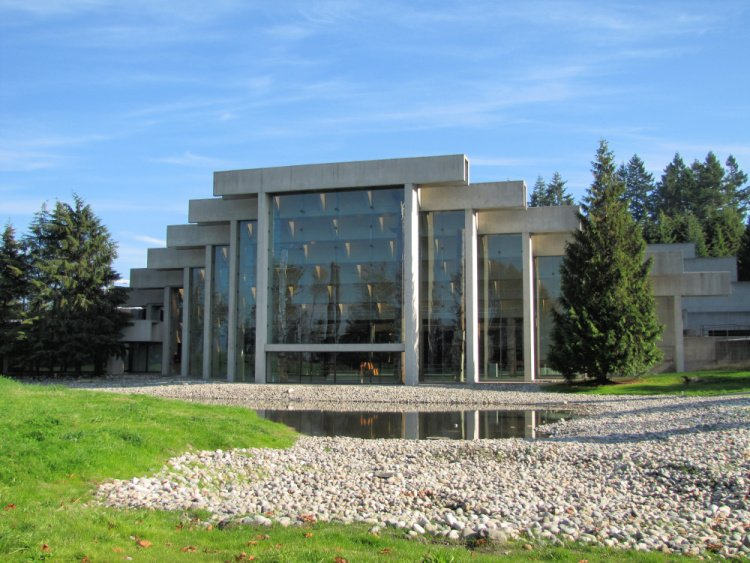 Museum of Anthropology (University of British Columbia), Vancouver, Canada