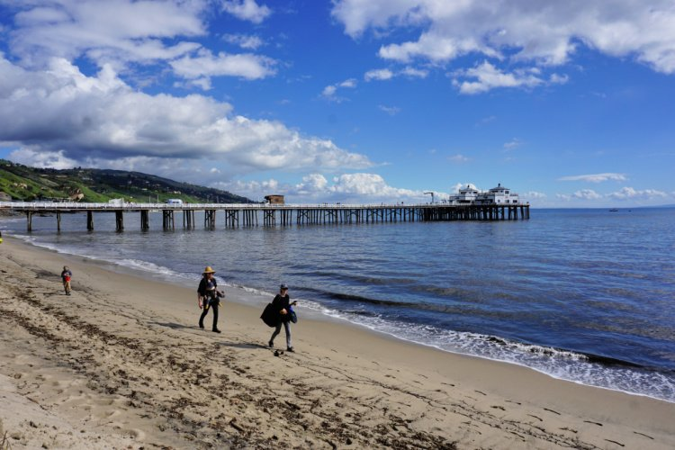 Malibu Pier, Los Angeles Itinerary