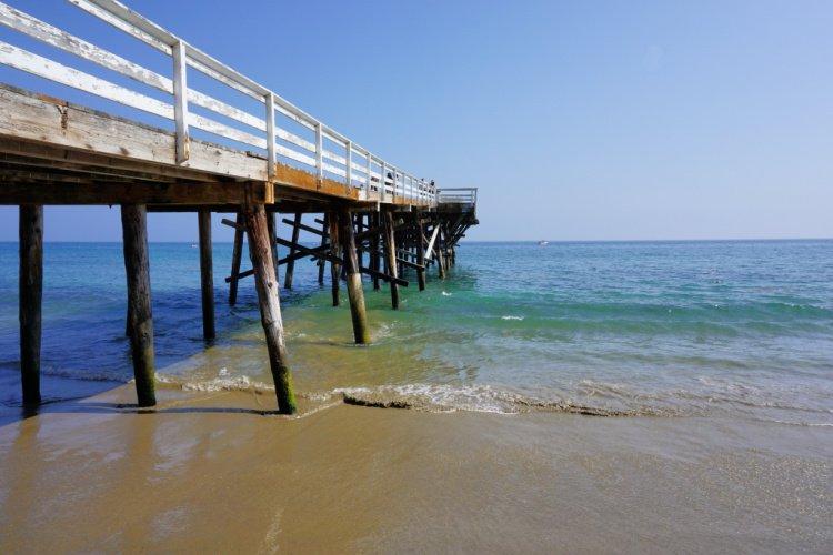 Paradise Cove Pier, Malibu, California