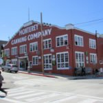 Cannery Row Area in Monterey, California
