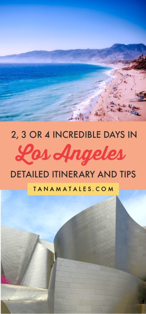 Things to Do in Los Angeles, #California - Travel Tips and vacation ideas - If you are looking for things to do in Los Angeles, what about having all those things organized on an incredible itinerary?  My detailed itinerary gives you ideas on what to do for 1, 2, 3 or more days.  This itinerary is great for first-time and repeat visitors and includes Venice Beach, Santa Monica, Beverly Hills, and Hollywood  #LA #roadtrip #weekendgetaway