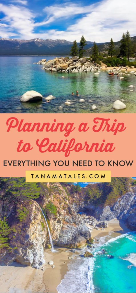 Travel tips and ideas for #SanFrancisco, #LosAngeles and #SanDiego - I want to give you a good idea on what to expect when planning a trip to #California. I am providing details on what to bring, what to expect when eating out and how you can save money on accommodation, transport, food, and activities. In addition, I have weather-related tips. #USA