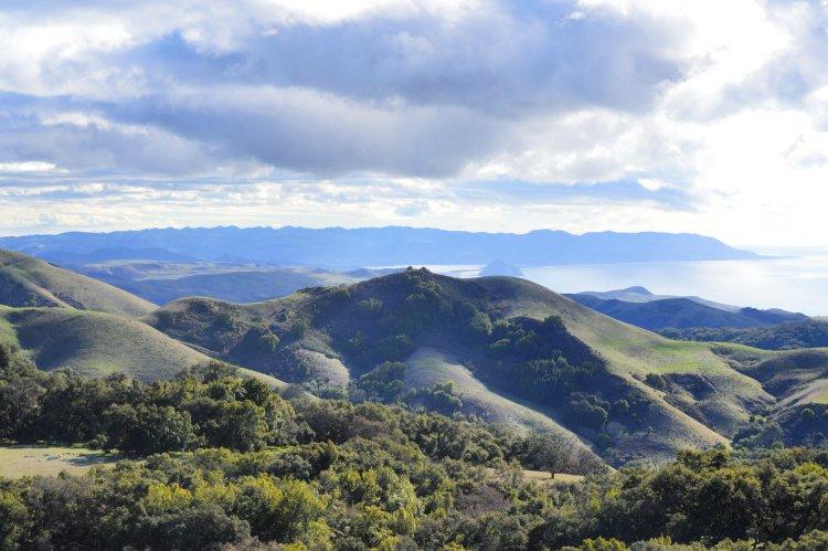 San Luis Obispo Hills, Los Angeles to San Francisco Drive