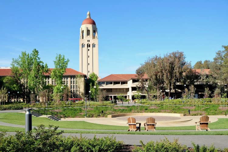 Stanford University, Stanford, California, Los Angeles to San Francisco Drive