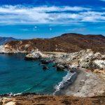 Cove in Catalina Island, Los Angeles, California