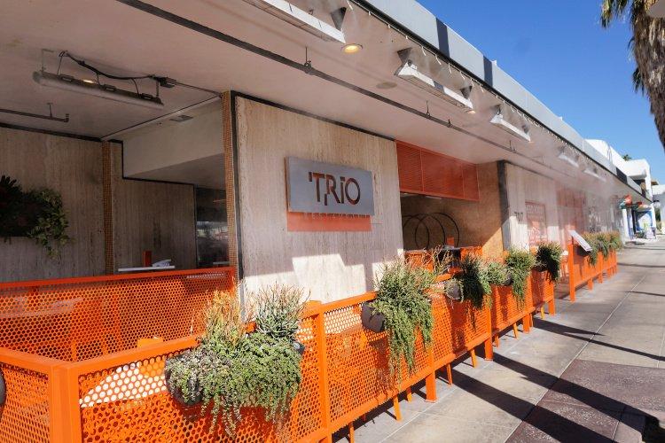 Trio Restaurants, Uptown Design District