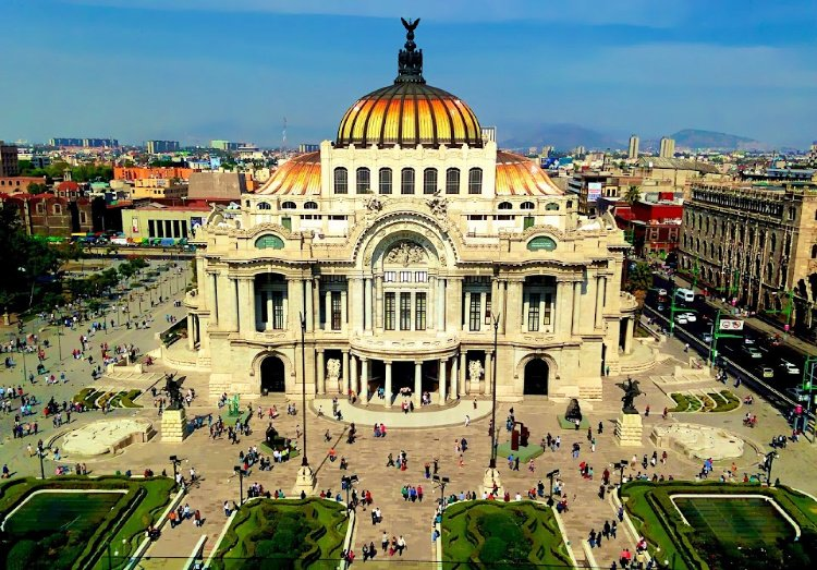 Mexico Travel Tips, Centro de Bellas Artes, Mexico City