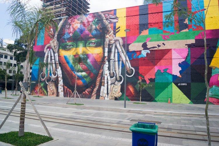 Olympic Boulevard, Rio de Janeiro Itinerary, Brazl