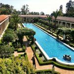 Los Angeles to Santa Barbara Drive:, Getty Villa, Malibu