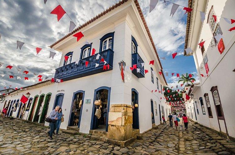 Historic Center of Paraty, Rio de Janeiro, Brazil, Rio de Janeiro Itinerary