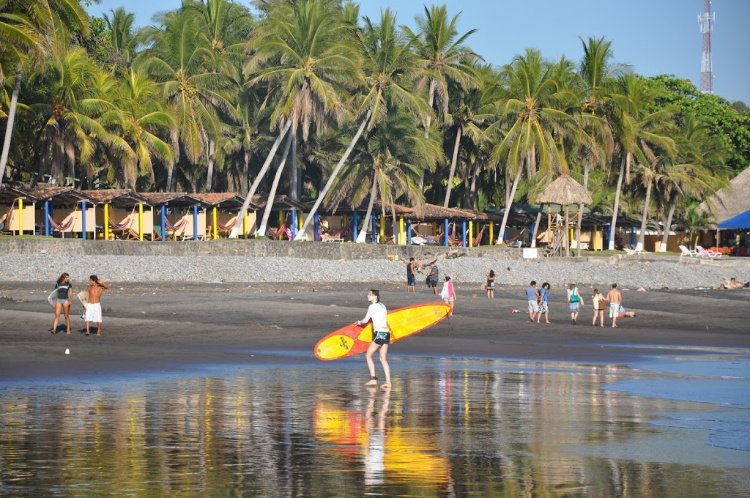 El Tunco El Salvador: Ultimate Travel Guide and Itinerary