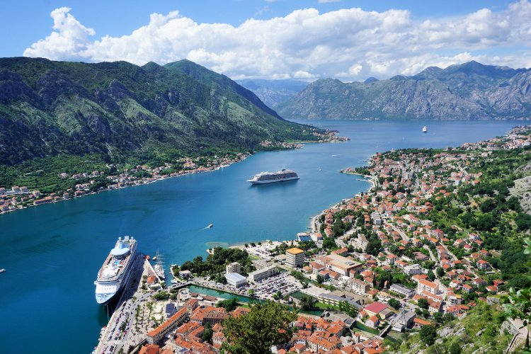 Wonderful view of Kotor Bay from the St. John Fortress, Things to do in Kotor: 2-Day Kotor Itinerary