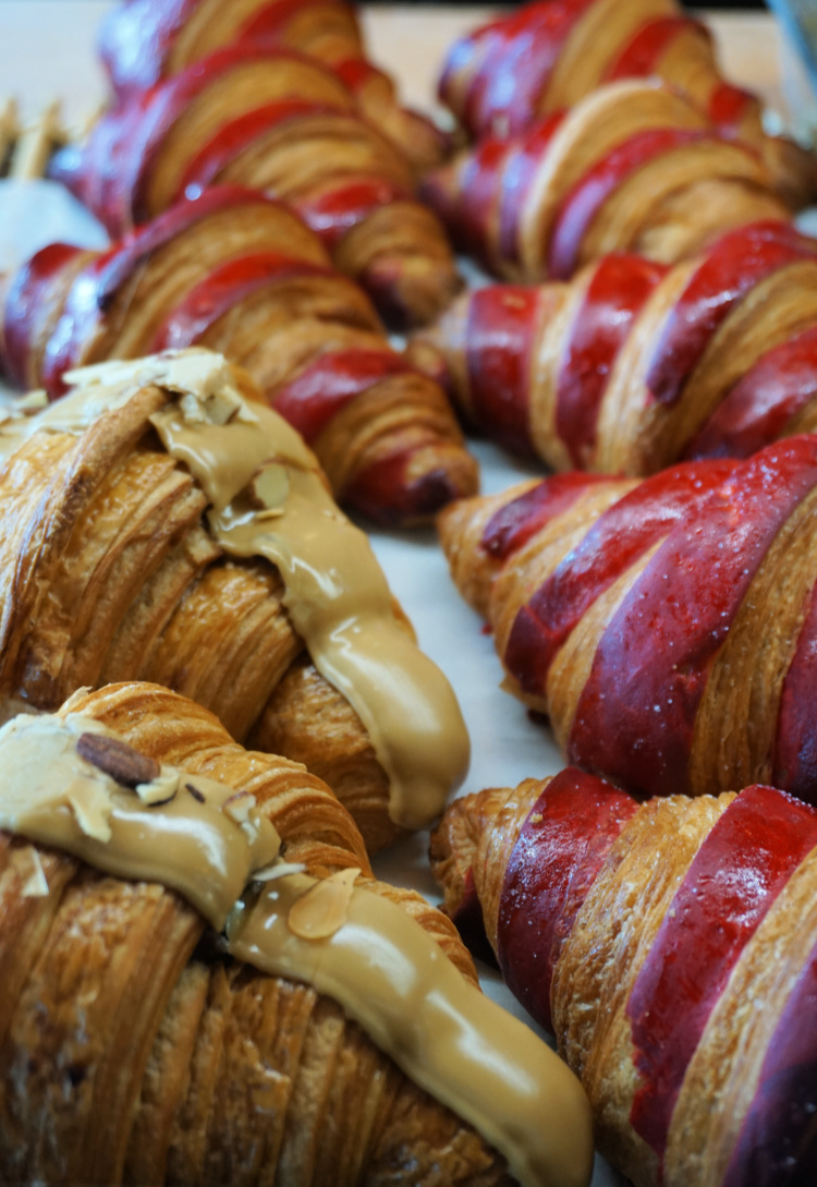 Save money on food, Croissants from Pitchoun Bakery, Downtown LA Food Tour with Musement