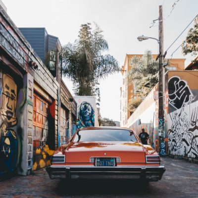 Things to do in the Mission District, San Francisco, Mission Alley