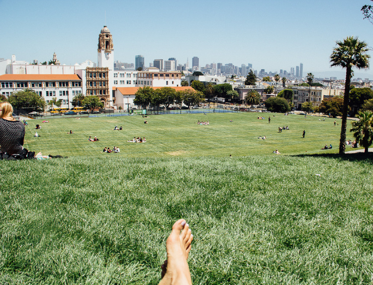 Things to do in the Mission District, Mission Dolores Park, San Francisco