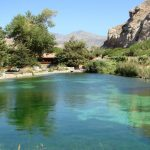 Whitewater Preserve near Palm Springs