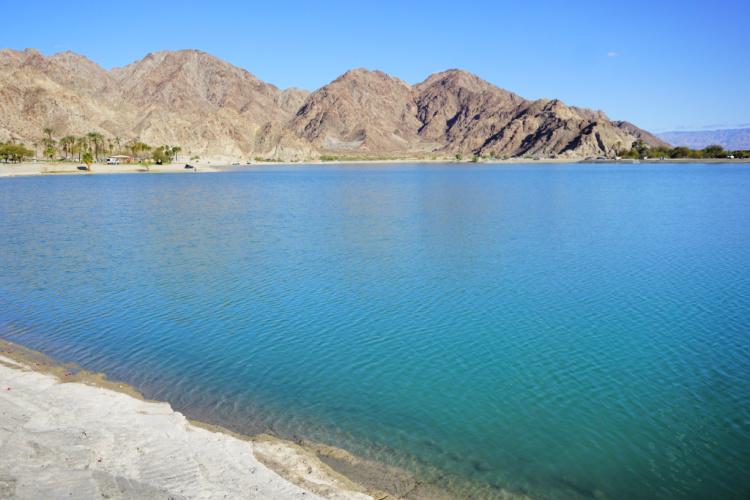 Lake Cahuilla in La Quinta