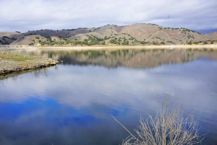 Cachuma Lake in Santa Barbara