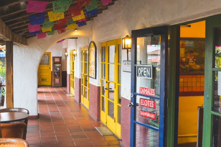 Old Town Historic Park, Things to do in San Diego during the winter