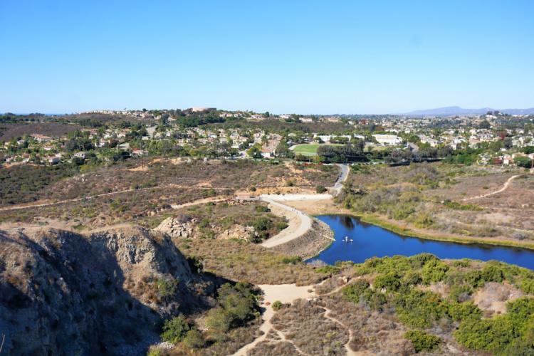 Lake Calavera, Easy Hikes in San Diego, California
